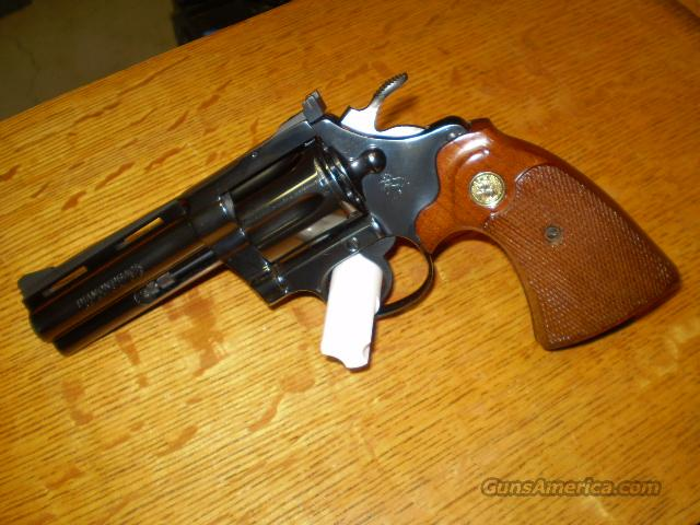 Colt Diamond Back 38 Spec. Free Shipping  Guns > Pistols > Colt Double Action Revolvers- Modern