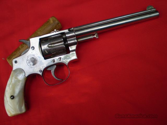 S&W Hand Ejector 1st Model Double Action  Free Shipping  Guns > Pistols > Smith & Wesson Revolvers > Pre-1945