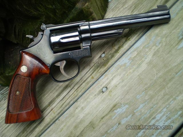 S&W Model 19-4  Guns > Pistols > Smith & Wesson Revolvers > Full Frame Revolver