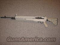 SPRINGFIELD ARMORY M1A/.308 WITH TROY INDUSTRIES BATTLE STOCK!!!  Guns > Rifles > Springfield Armory Rifles > M1A/M14