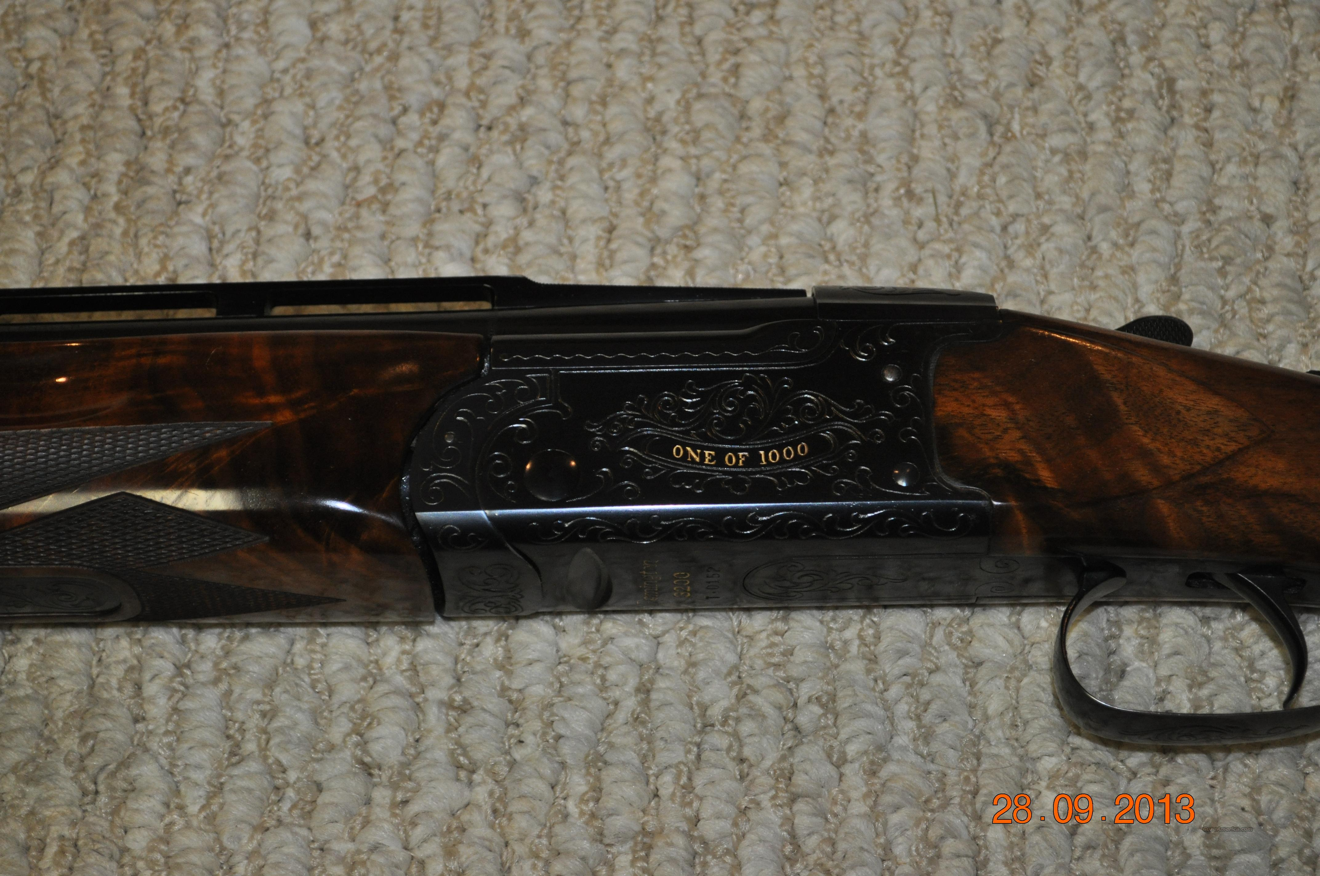 Remington 3200 1 OF 1000  Guns > Shotguns > Remington Shotguns  > O/U