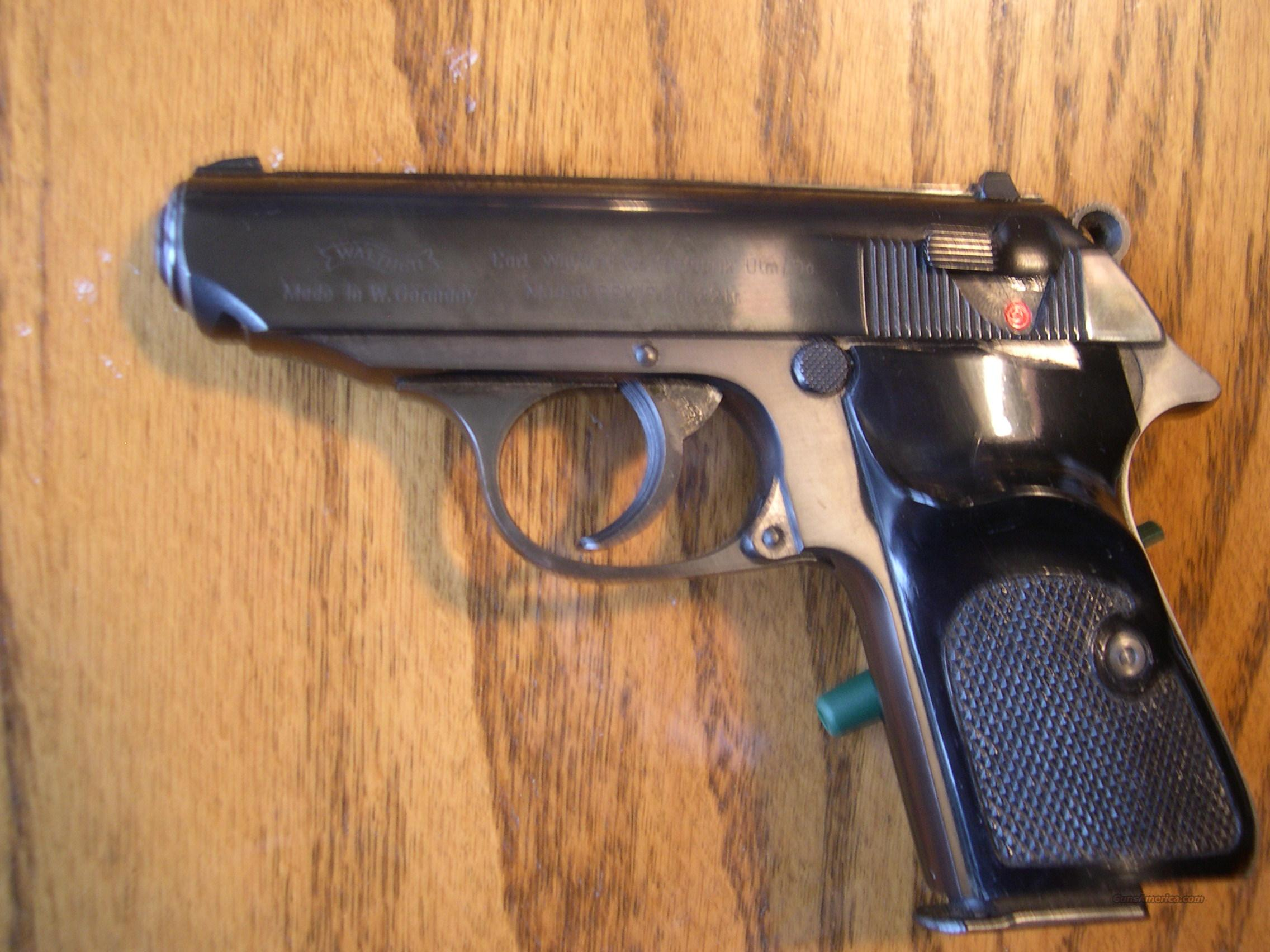 PPKS/22LR Mint Made in 74  Guns > Pistols > Walther Pistols > Post WWII > PPK Series