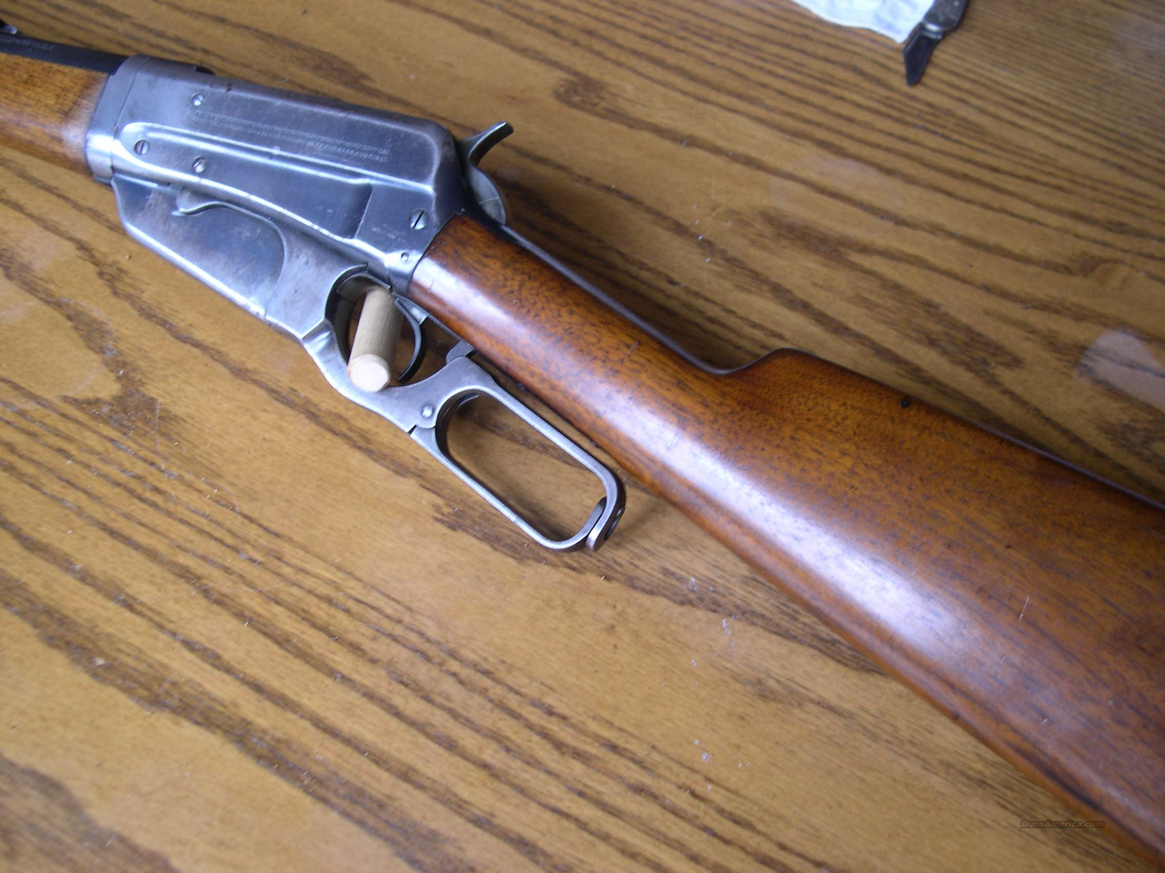 1895 Win Take down  35 WCF caliber  Guns > Rifles > Winchester Rifles - Modern Lever > Other Lever > Pre-64