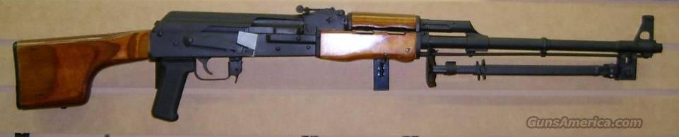 RPK 47  Guns > Rifles > AK-47 Rifles (and copies) > Full Stock
