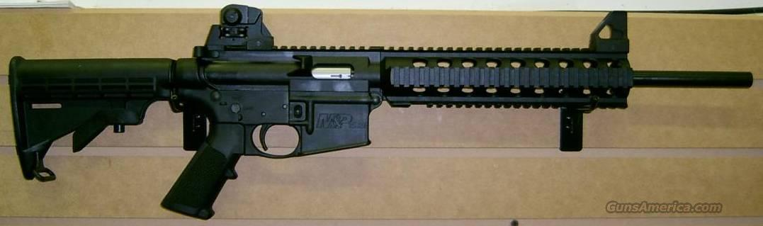 Smith & Wesson MP15-22  Guns > Rifles > Smith & Wesson Rifles > M&P