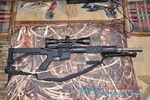 Windham WW-15 Varmint Exterminator VEX, 223/5.56 Flat-Top Rifle  Guns > Rifles > Windham Weaponry Rifles