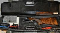 Perazzi MX8 W/Exhibition Grade English Walnut  Guns > Shotguns > Perazzi Shotguns