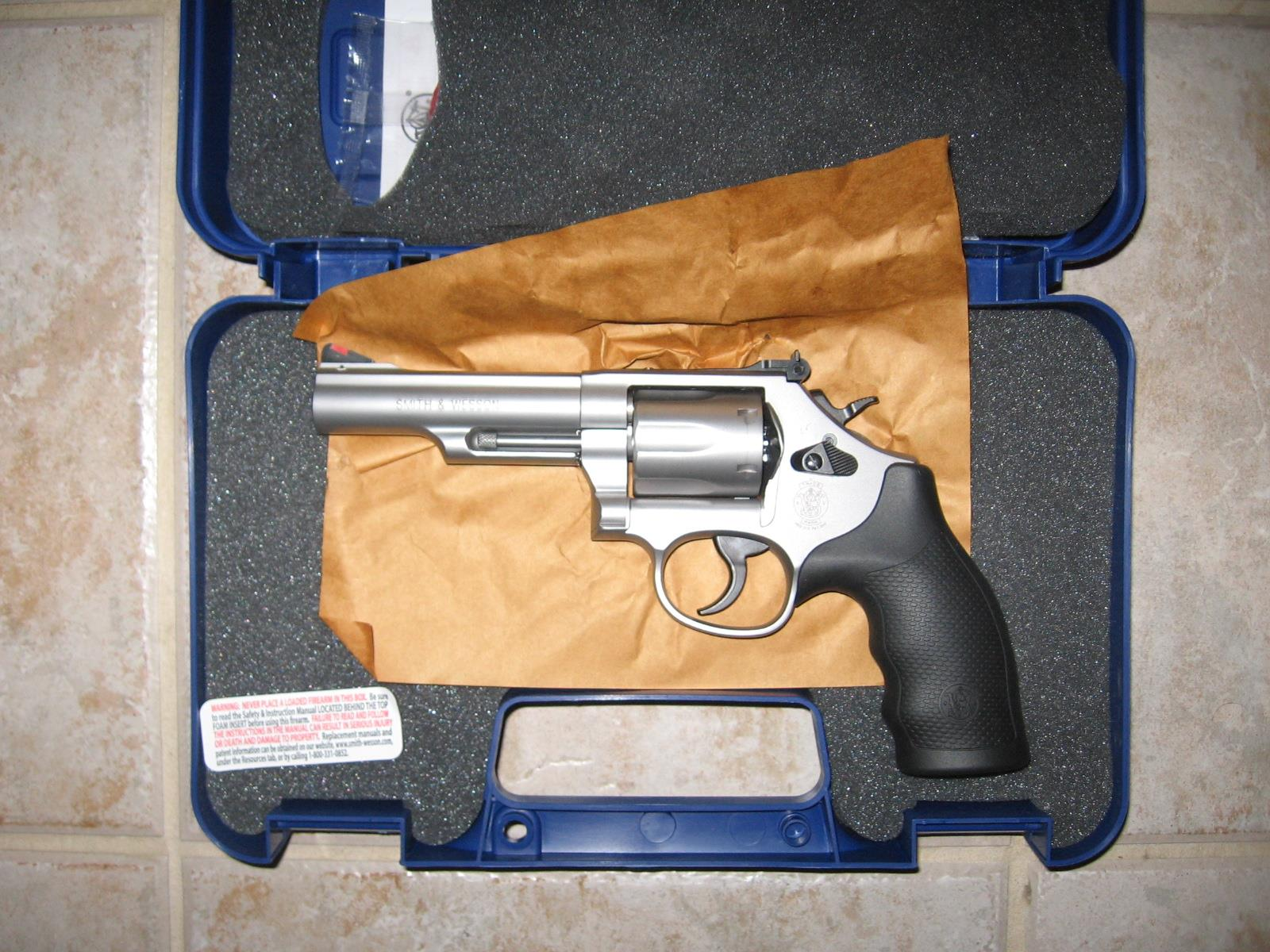 S&W Model 66-8  Guns > Pistols > Smith & Wesson Revolvers > Full Frame Revolver