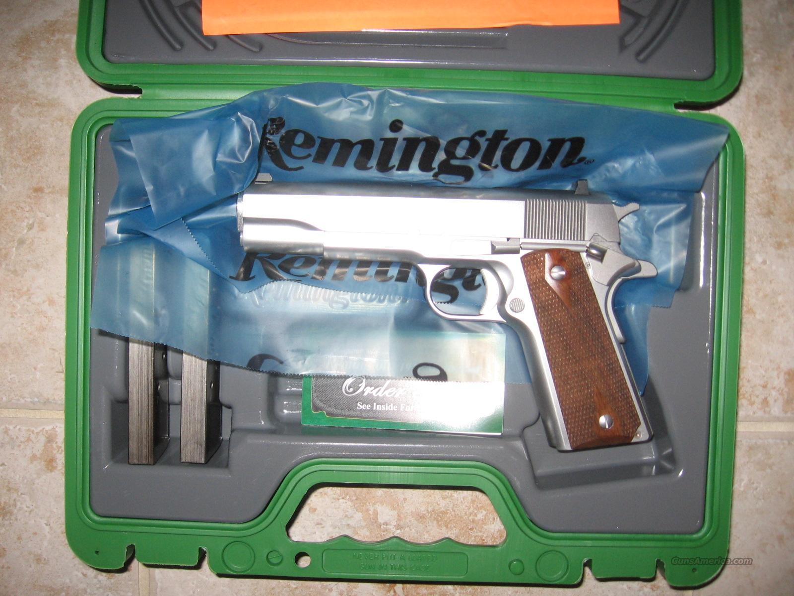 Remington R1  Guns > Pistols > Remington Pistols - Modern