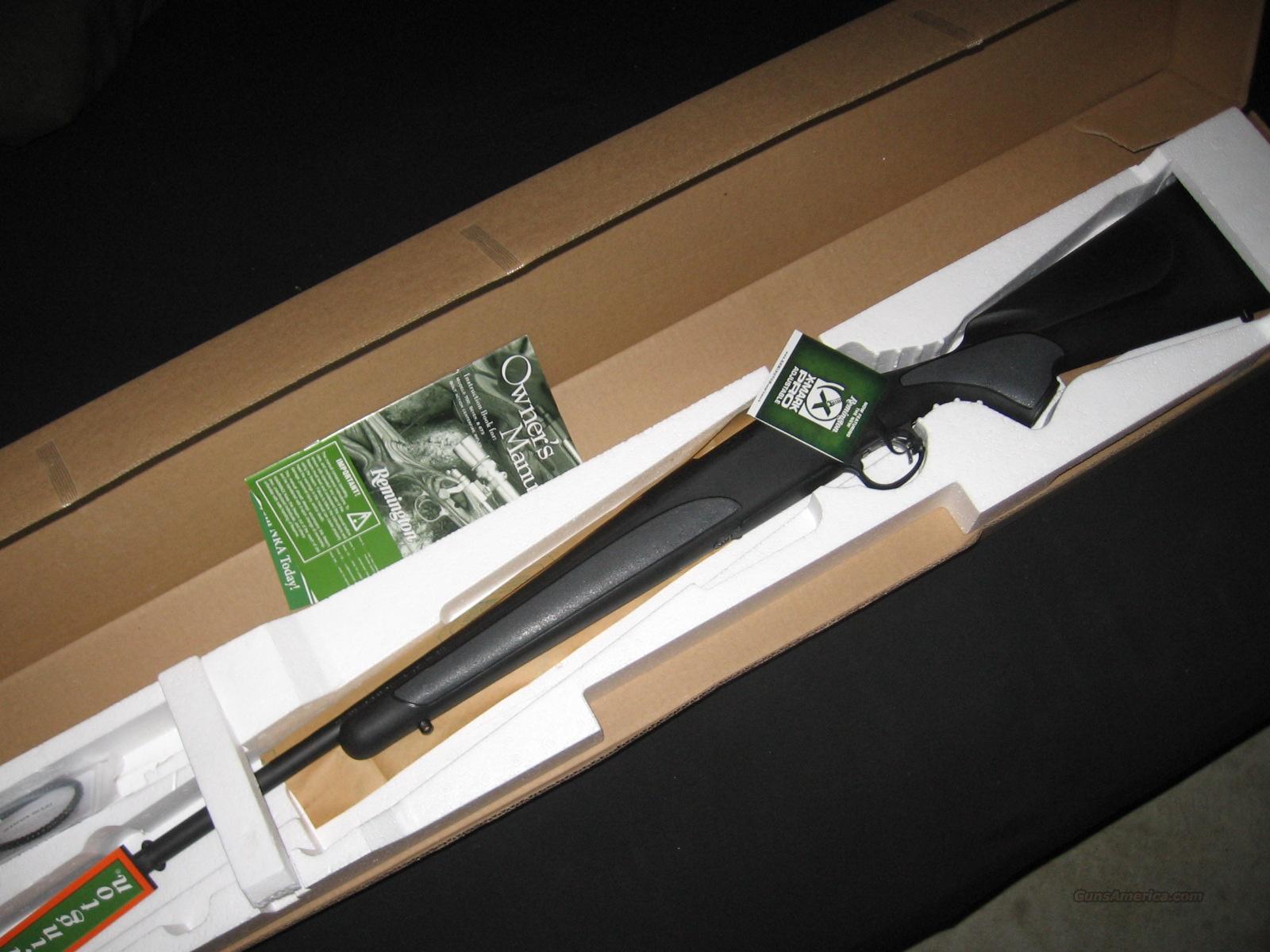 Remington 700 SPS, .308  Guns > Rifles > Remington Rifles - Modern > Model 700 > Sporting