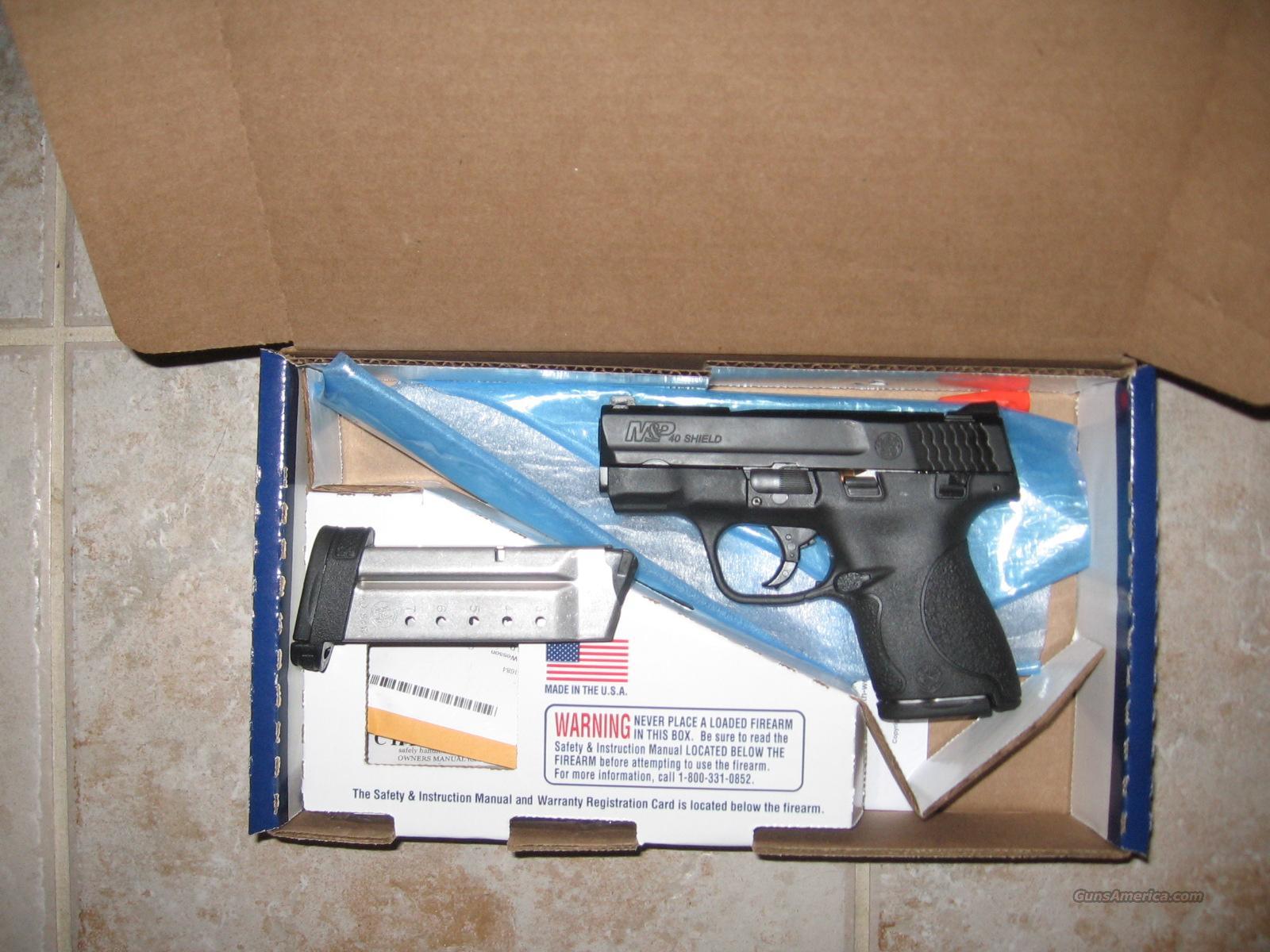 S&W M&P Shield  Guns > Pistols > Smith & Wesson Pistols - Autos > Shield