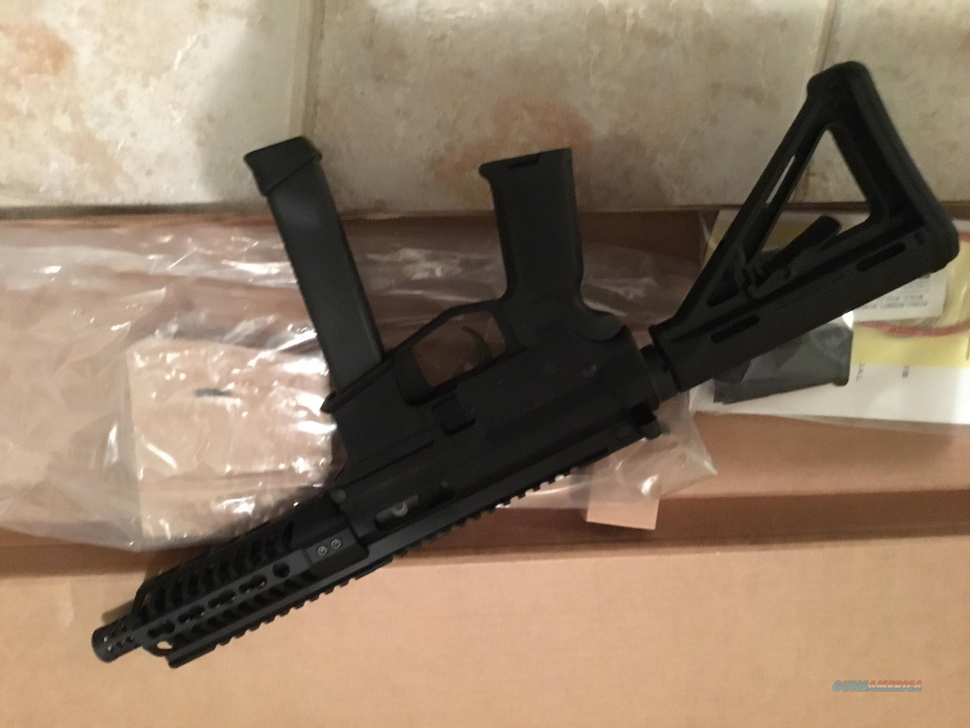 Angstadt UDP-9 SBR  Guns > Rifles > AR-15 Rifles - Small Manufacturers > Complete Rifle