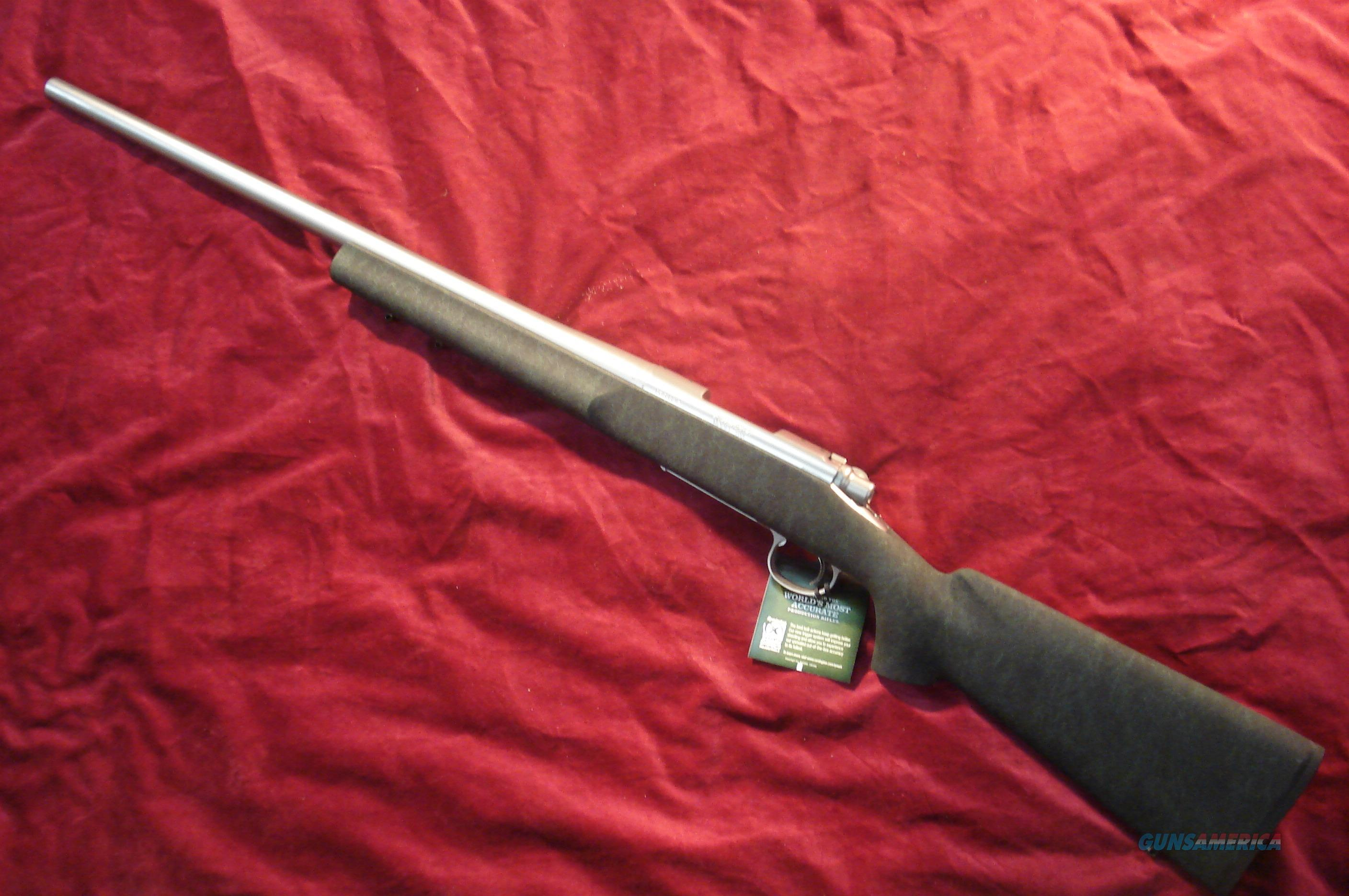 REMINGTON 700 STAINLESS SPECIAL 5-R MILSPEC BARREL .308CAL. Used (29663)  Guns > Rifles > Remington Rifles - Modern > Model 700 > Tactical