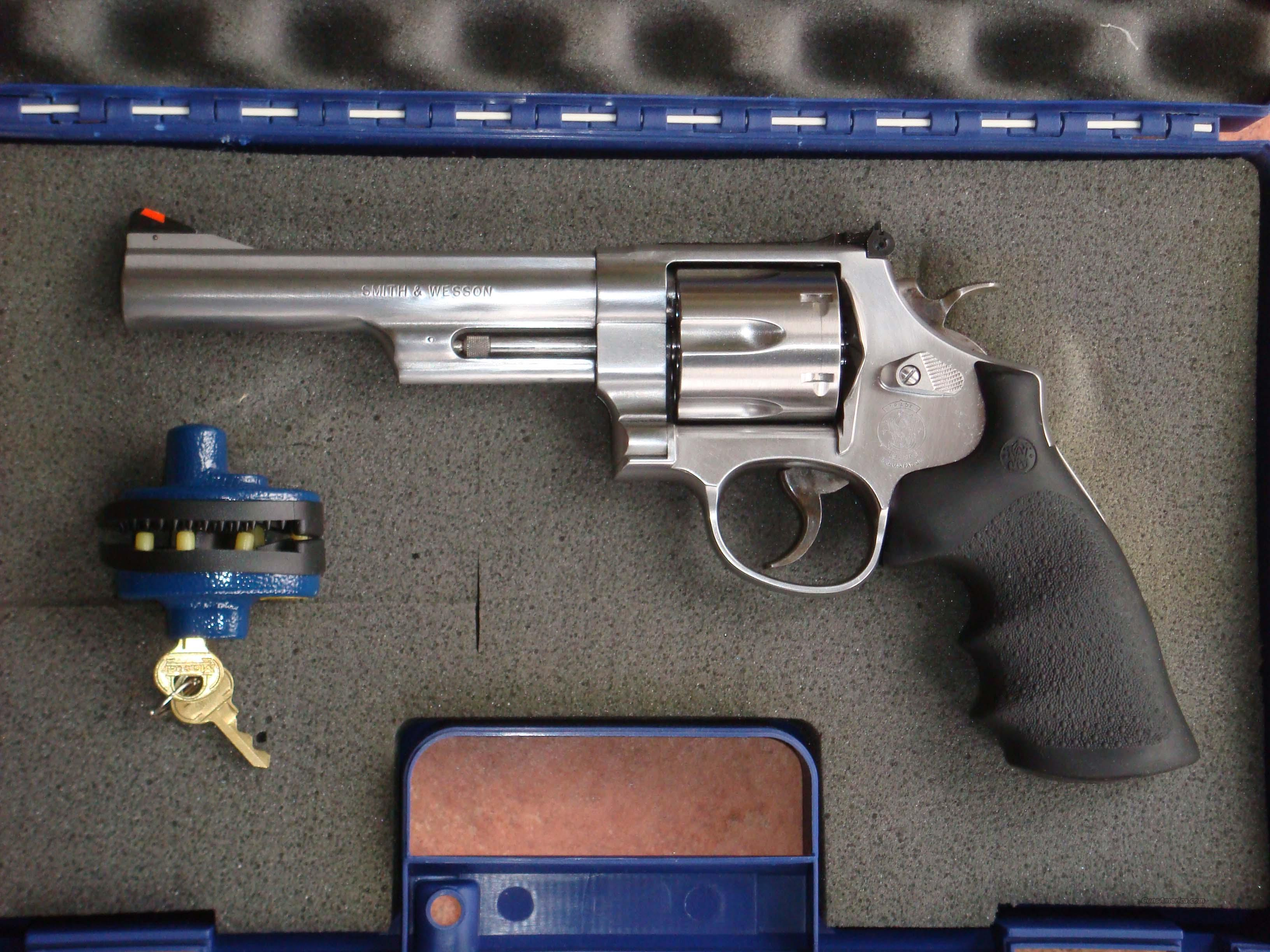"Smith & Wesson 629-5 HUNTER 6""  Guns > Pistols > Smith & Wesson Revolvers > Model 629"