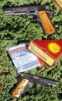 Limited 1st Edition 10mm Delta Elite  Guns > Pistols > Colt Automatic Pistols (1911 & Var)