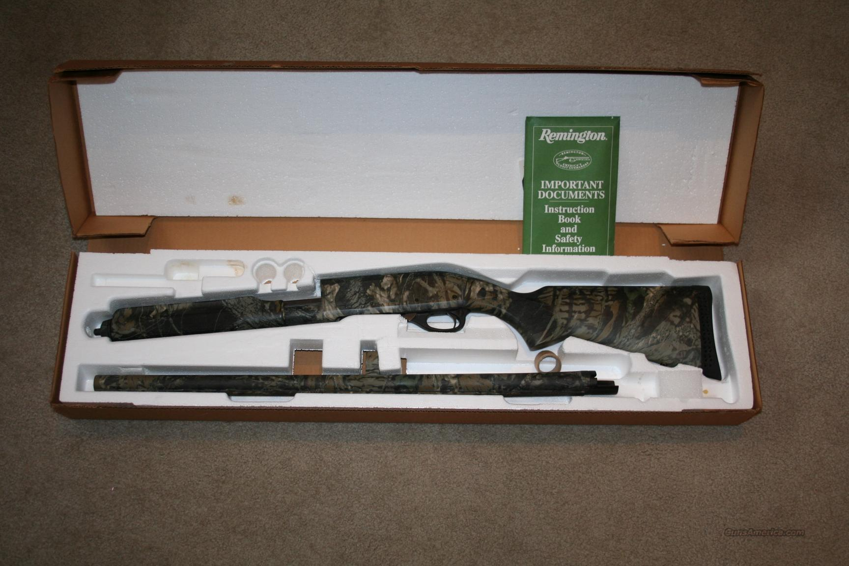 REMINGTON 870 SPS SUPER MAG CAMO SHOTGUN 12 GA.  Guns > Shotguns > Remington Shotguns  > Pump > Hunting
