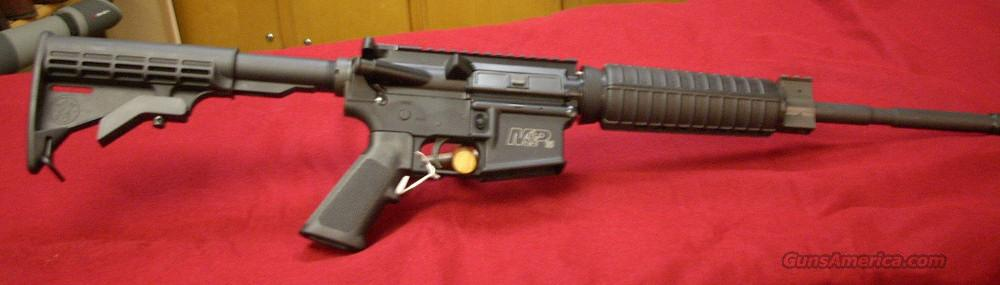 Smith & Wesson M&P15OR 5.56  Guns > Rifles > Smith & Wesson Rifles > M&P