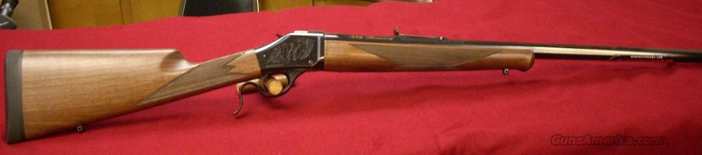 Winchester 1885, 125th Anniv. .45-70  Guns > Rifles > Winchester Rifles - Modern Bolt/Auto/Single > Single Shot