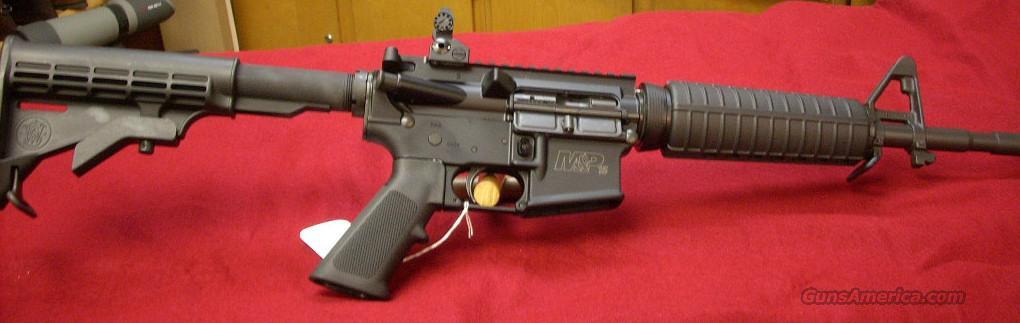 Smith & Wesson M&P15A  Guns > Rifles > Smith & Wesson Rifles > M&P