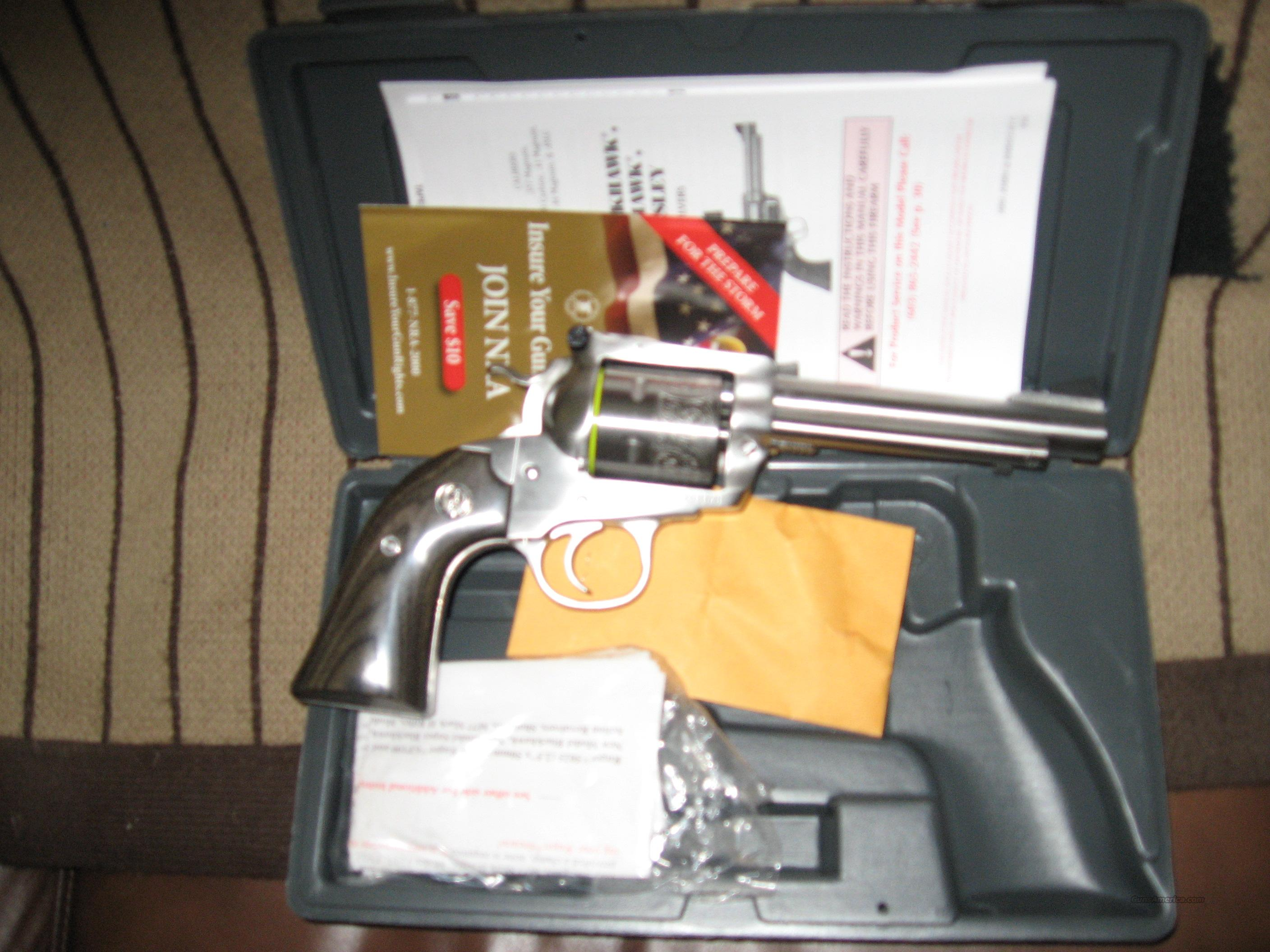 FS: Ruger Blackhawk Bisley in .41Magnum  Guns > Pistols > Ruger Single Action Revolvers > Blackhawk Type