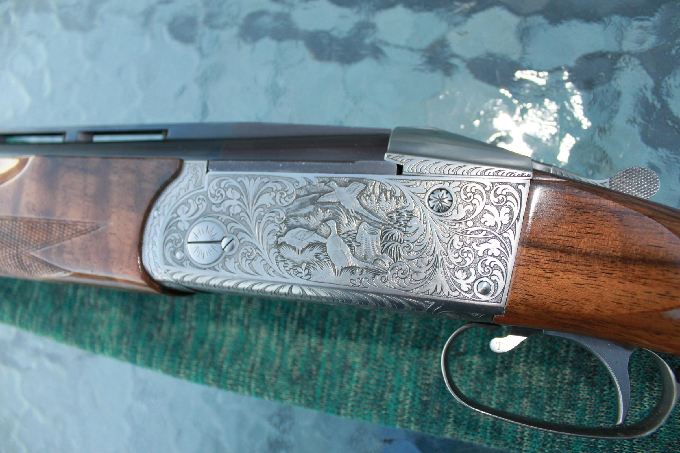 Krieghoff Model 32 San Remo w/ K 80 Wood--REDUCED!  Guns > Shotguns > Krieghoff Shotguns