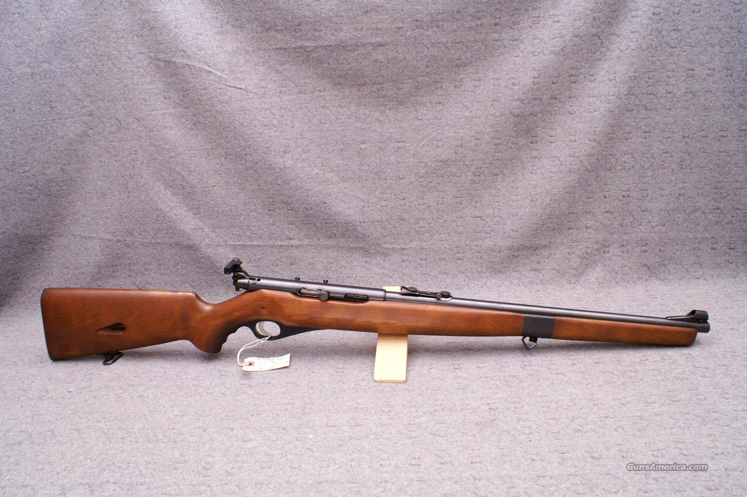 Mossberg Model 51M(b) .22 rifle  Guns > Rifles > Mossberg Rifles
