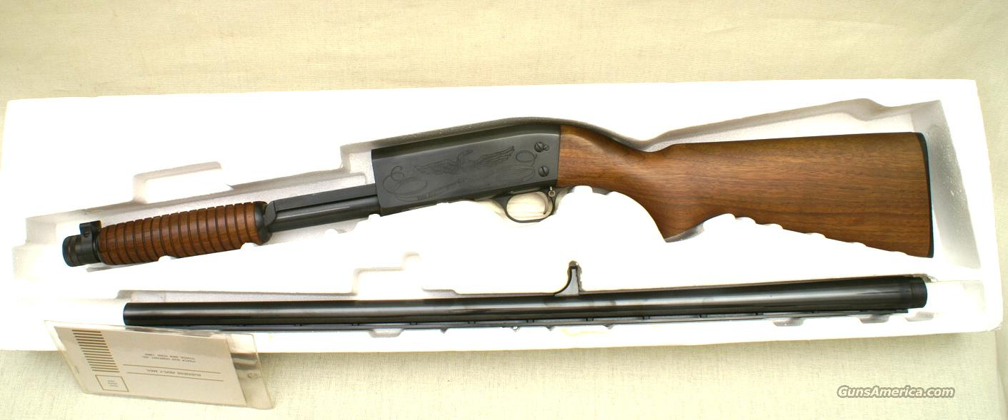 Ithaca 37 Americana Model  Guns > Shotguns > Ithaca Shotguns > Pump