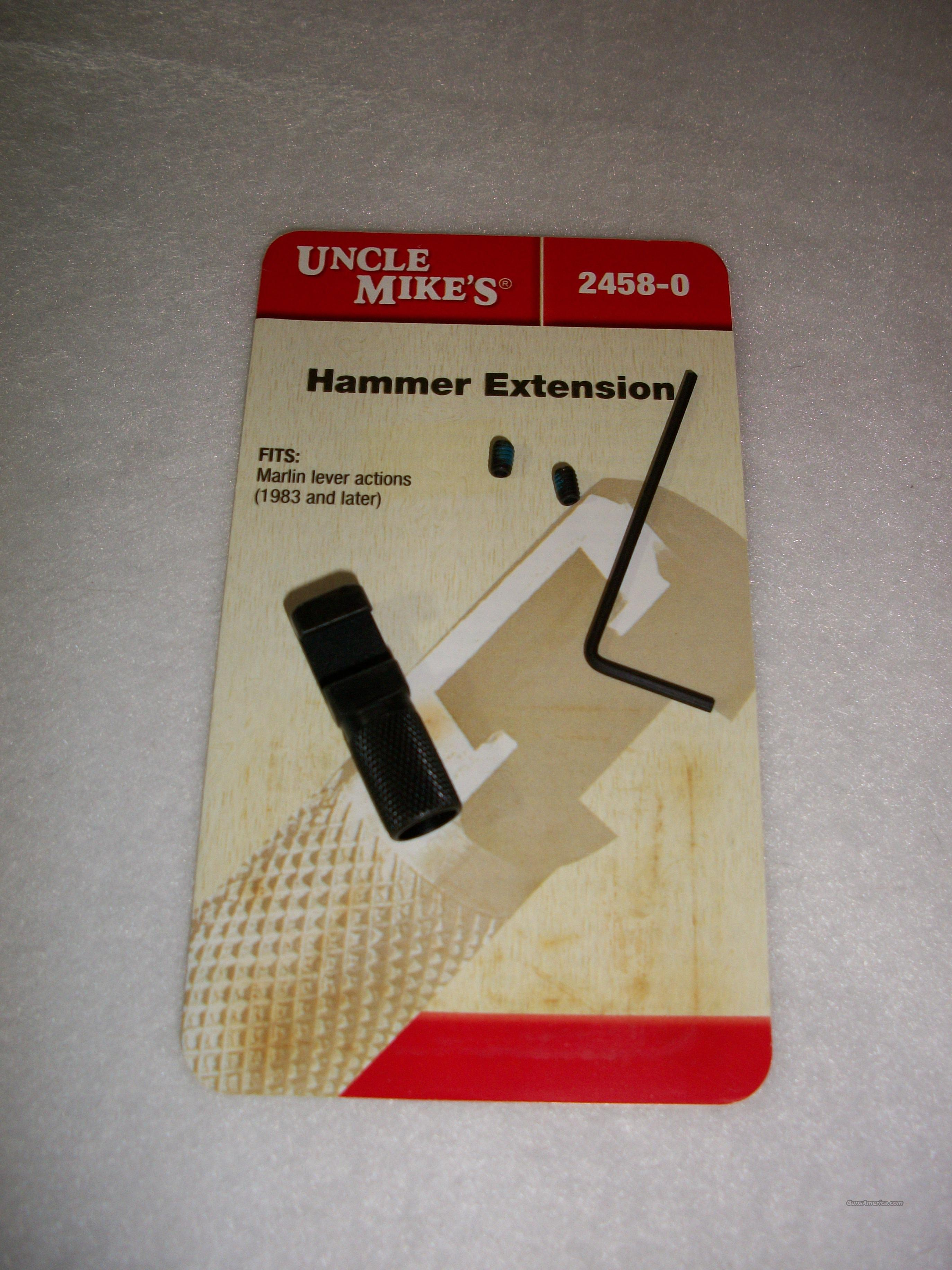 Marlin Hammer Extension # UM2458-0  Non-Guns > Gun Parts > Rifle/Accuracy/Sniper