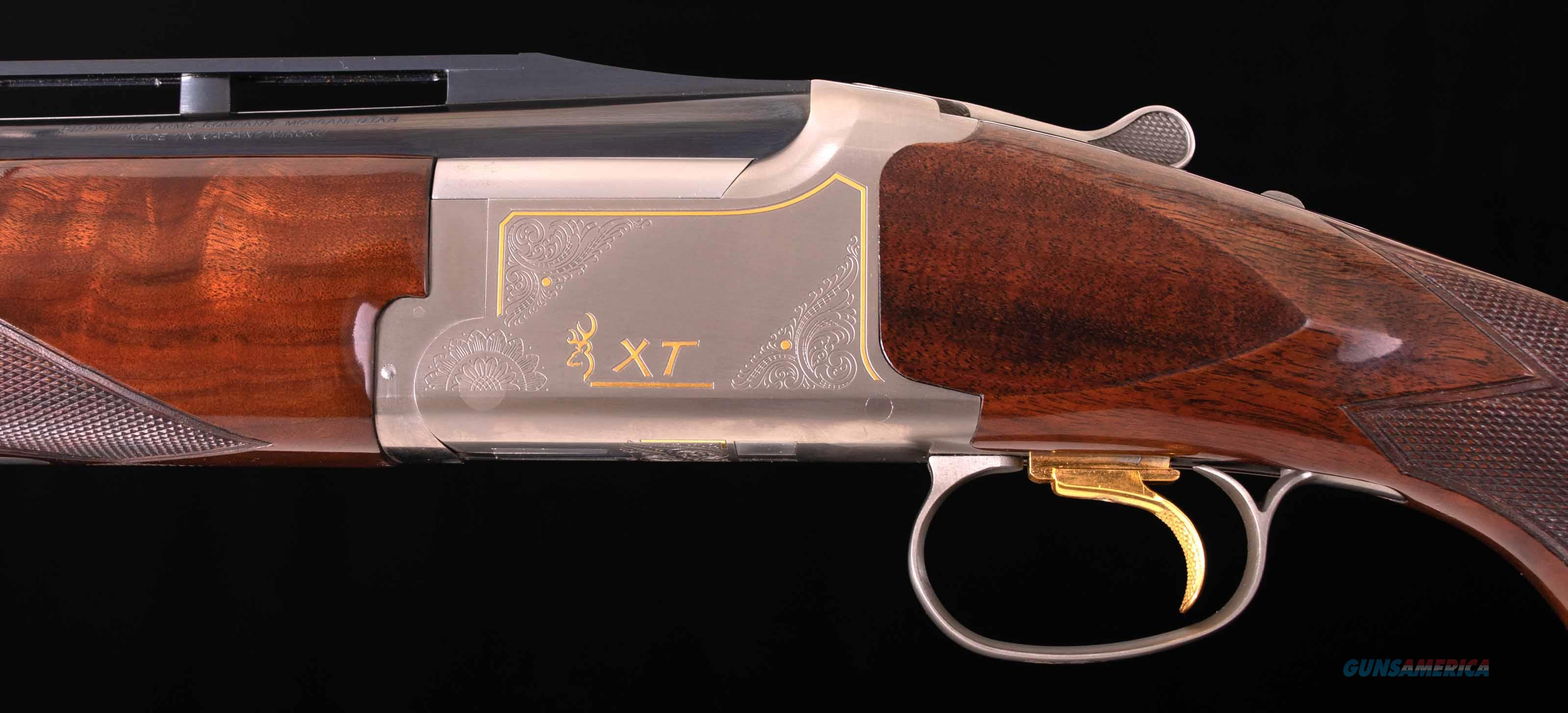 Browning Citori XT 12 Gauge – AS NEW, CASE, BOX, ADJUSTABLE COMB, vintage firearms inc  Guns > Shotguns > Browning Shotguns > Over Unders > Citori > Trap/Skeet