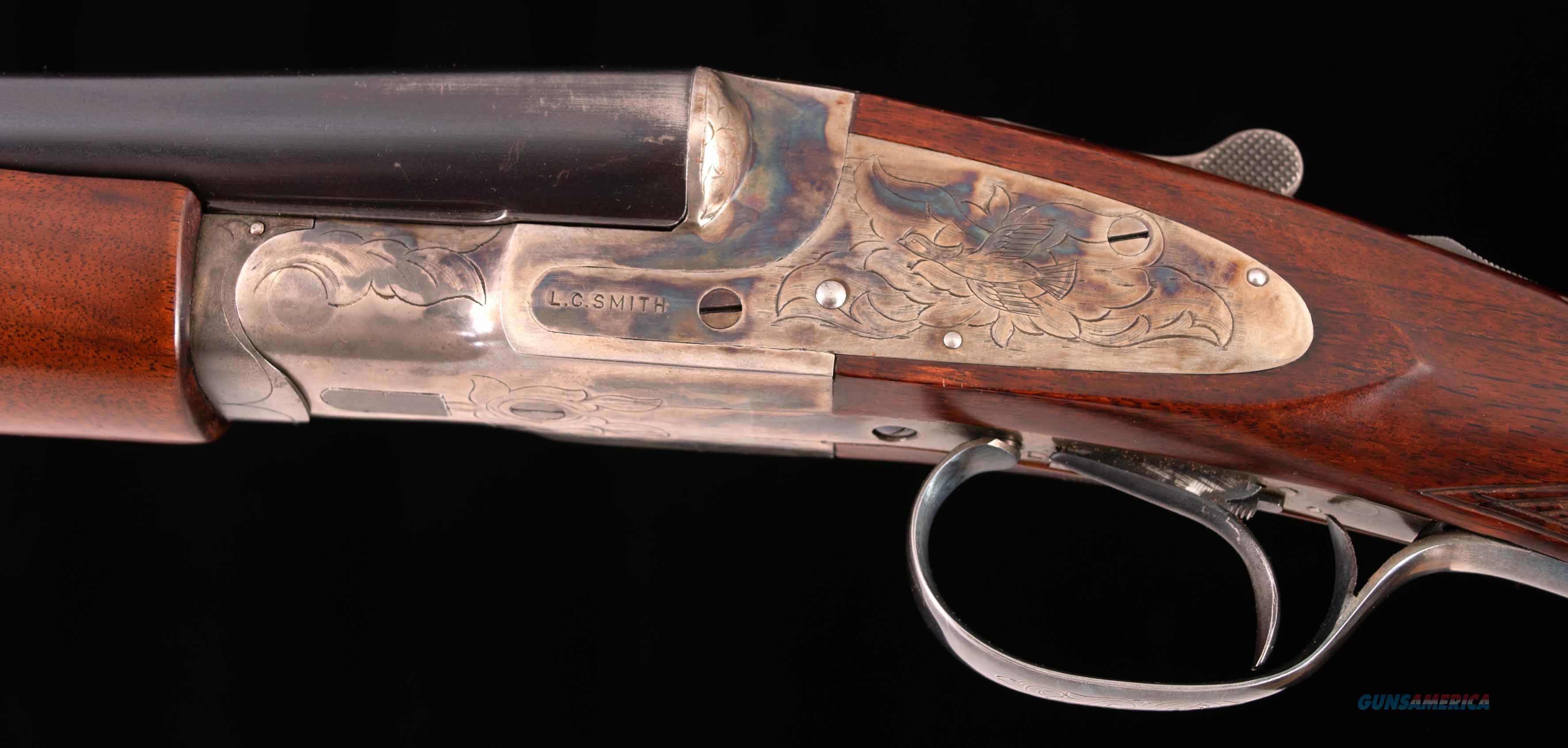 L.C. Smith Premier Skeet 20ga.- 1 of 77 MADE, RARE, vintage firearms inc   Guns > Shotguns > L.C. Smith Shotguns
