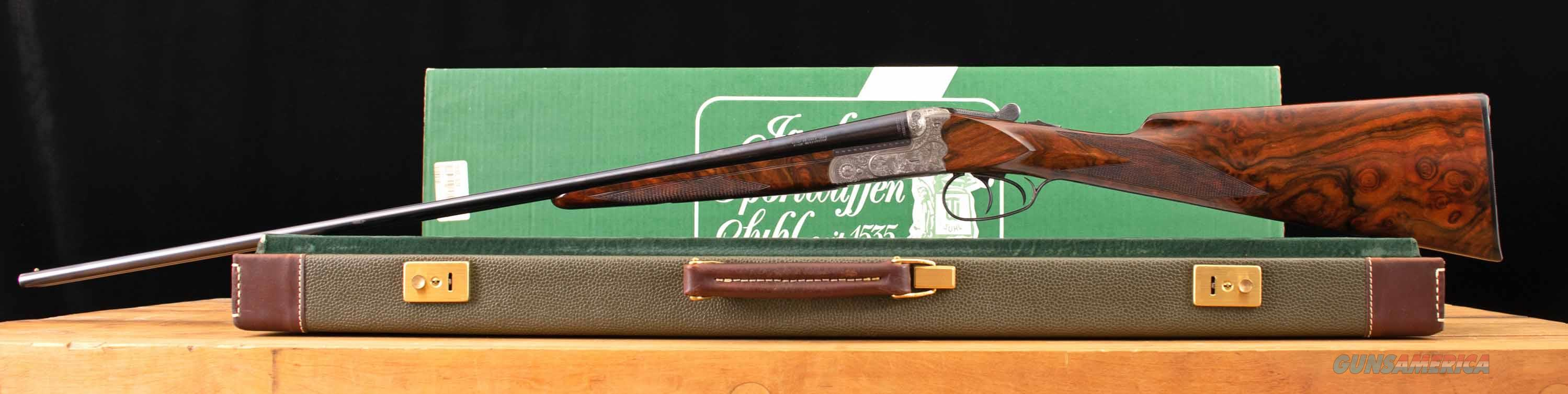 Merkel 360 EL .410 – AWESOME WOOD, CASED, 99%, vintage firearms inc   Guns > Shotguns > Merkel Shotguns