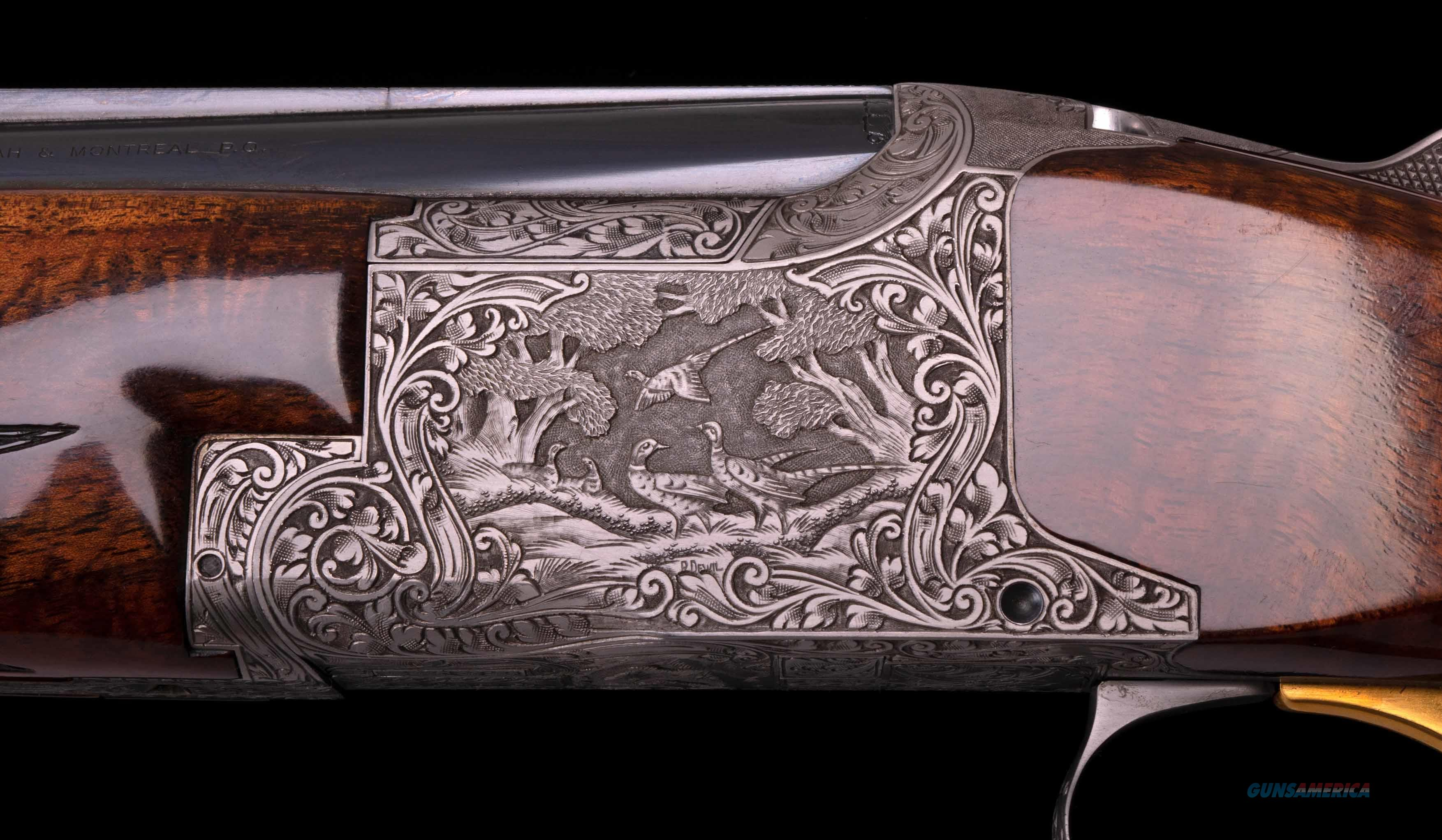 Browning Superposed 12 ga – DIANA GRADE, LIGHTNING TRAP, vintage firearms inc   Guns > Shotguns > Browning Shotguns > Over Unders > Belgian Manufacture