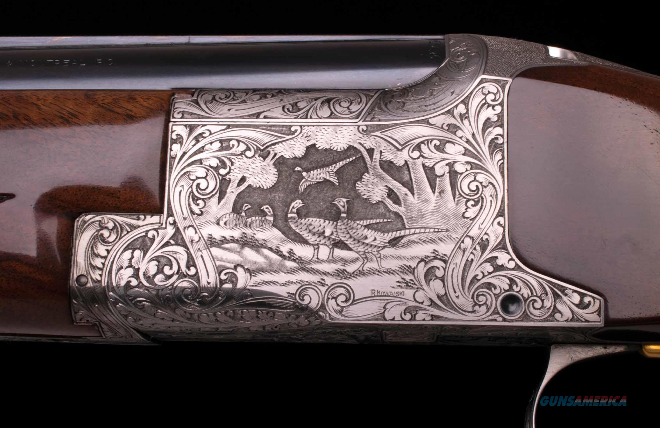 Browning Superposed 4 Gauge Set –DIANA GRADE, RARE 1 of 59 MADE, vintage firearms inc  Guns > Shotguns > Browning Shotguns > Over Unders > Belgian Manufacture
