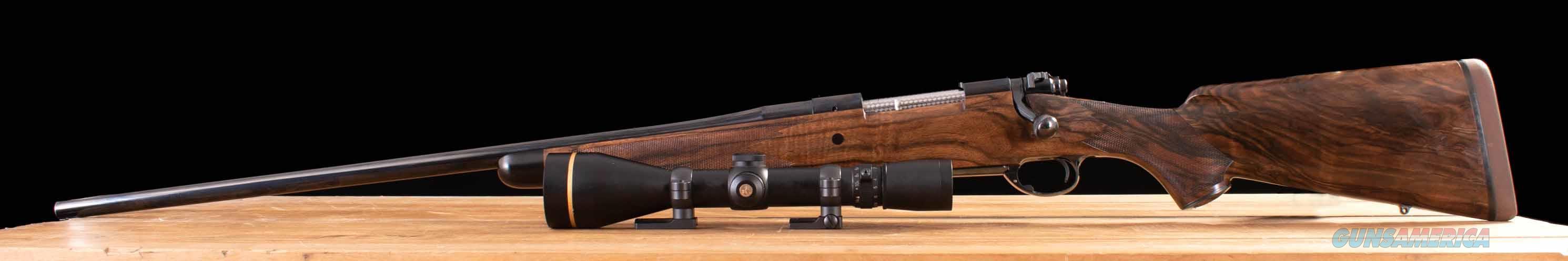 Sterling Davenport Model 70 .300 REM ULTRA MAG, LEFT HAND, vintage firearms inc  Guns > Rifles > Custom Rifles > Bolt Action
