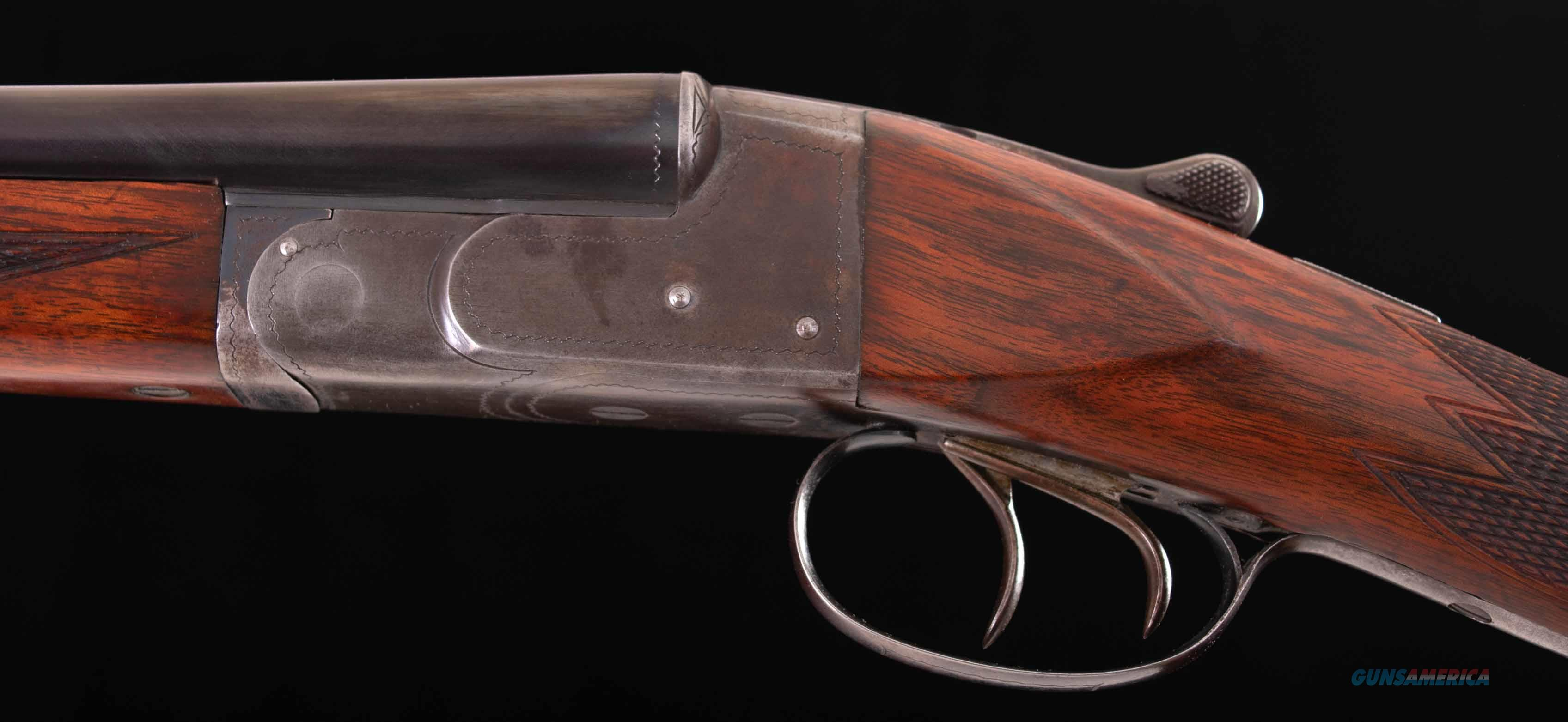 Ithaca NID 28 Gauge – FACTORY ENGLISH STOCK, RARE! vintage firearms inc   Guns > Shotguns > Ithaca Shotguns > SxS