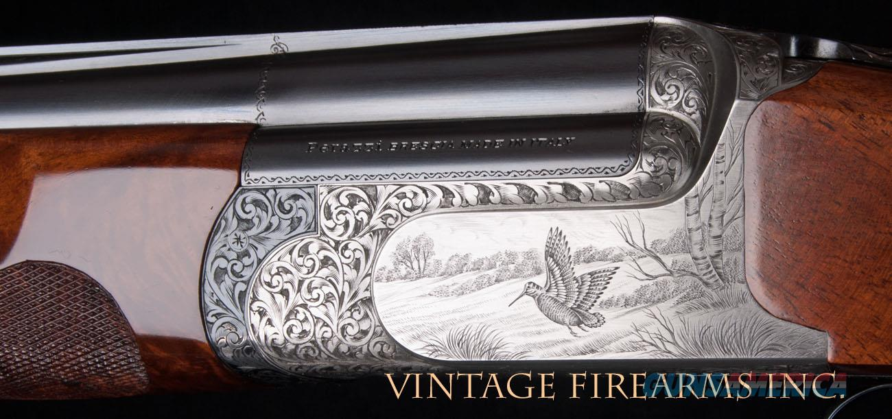 "Perazzi MX8 12 Gauge O/U - SC3 MODEL, 31 1/2"", CUSTOM WOOD, GORGEOUS!   Guns > Shotguns > Perazzi Shotguns"