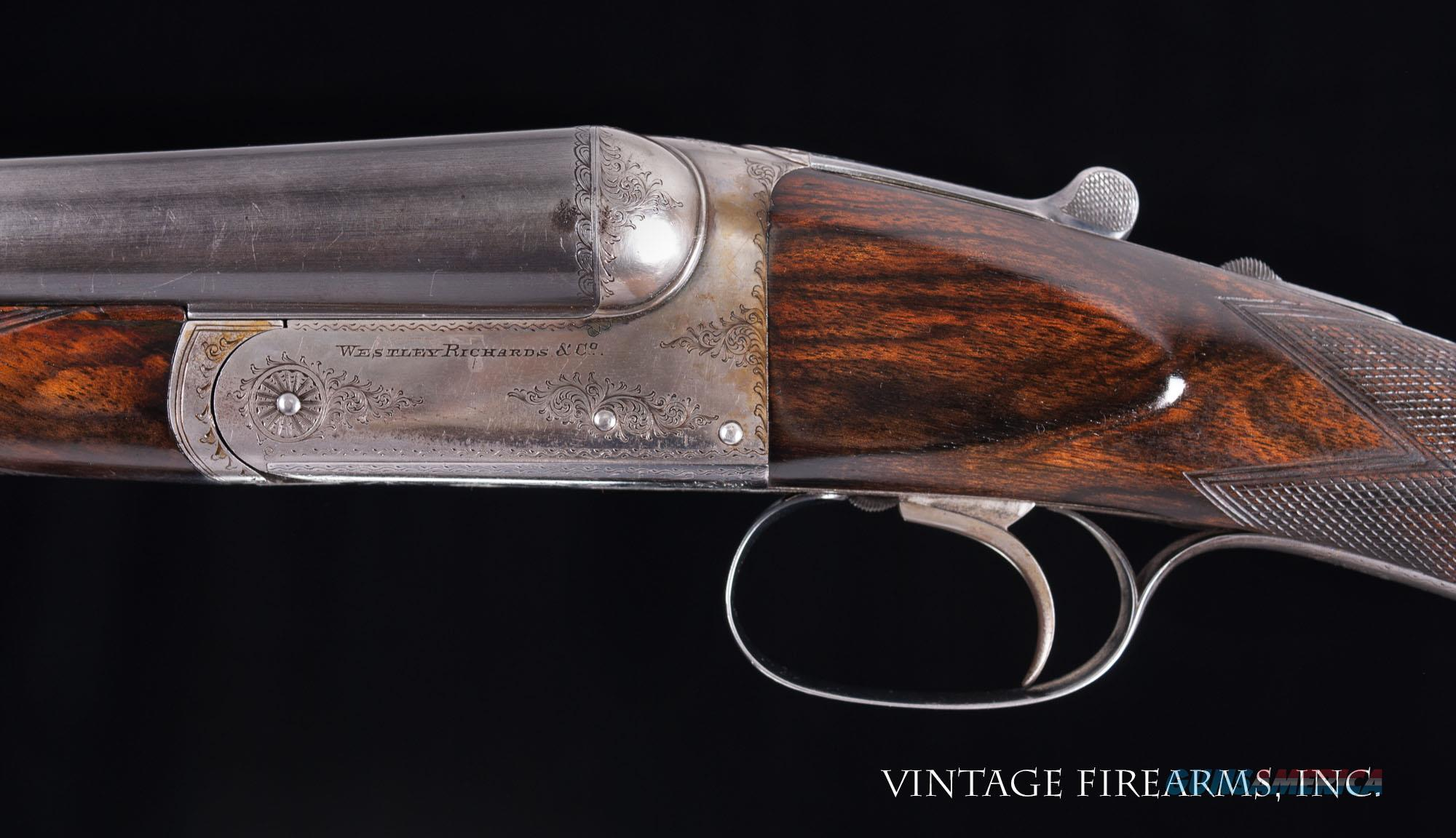 "Westley Richards 12 Bore – BOXLOCK, EJECTORS WESTLEY SINGLE SELECTIVE TRIGGER, 28"", NICE!   Guns > Shotguns > Westley Richards Shotguns"