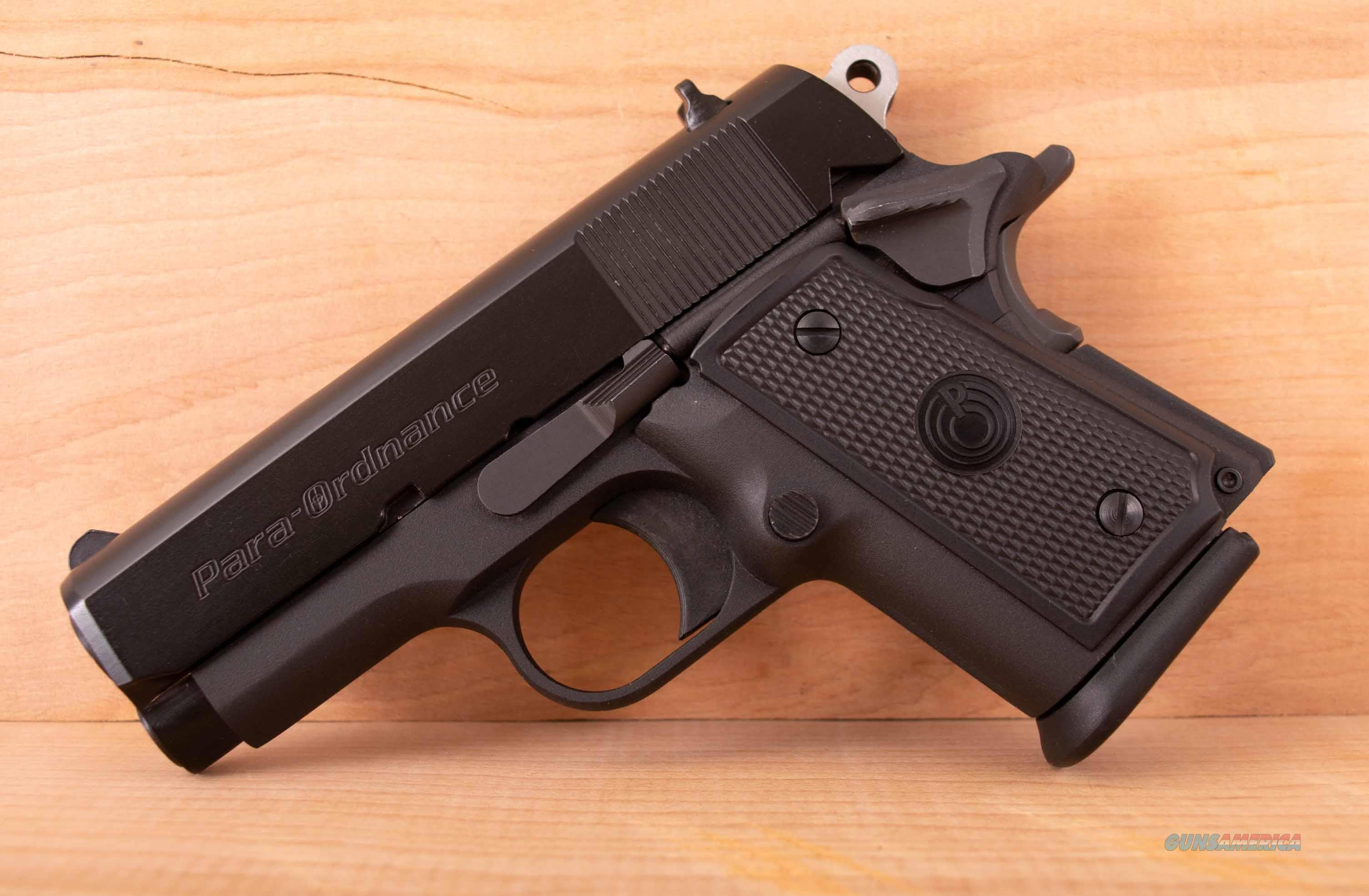Para Ordinance P10-45 .45acp - 10 ROUNDS IN A SUBCOMPACT!  Guns > Pistols > Para Ordnance Pistols