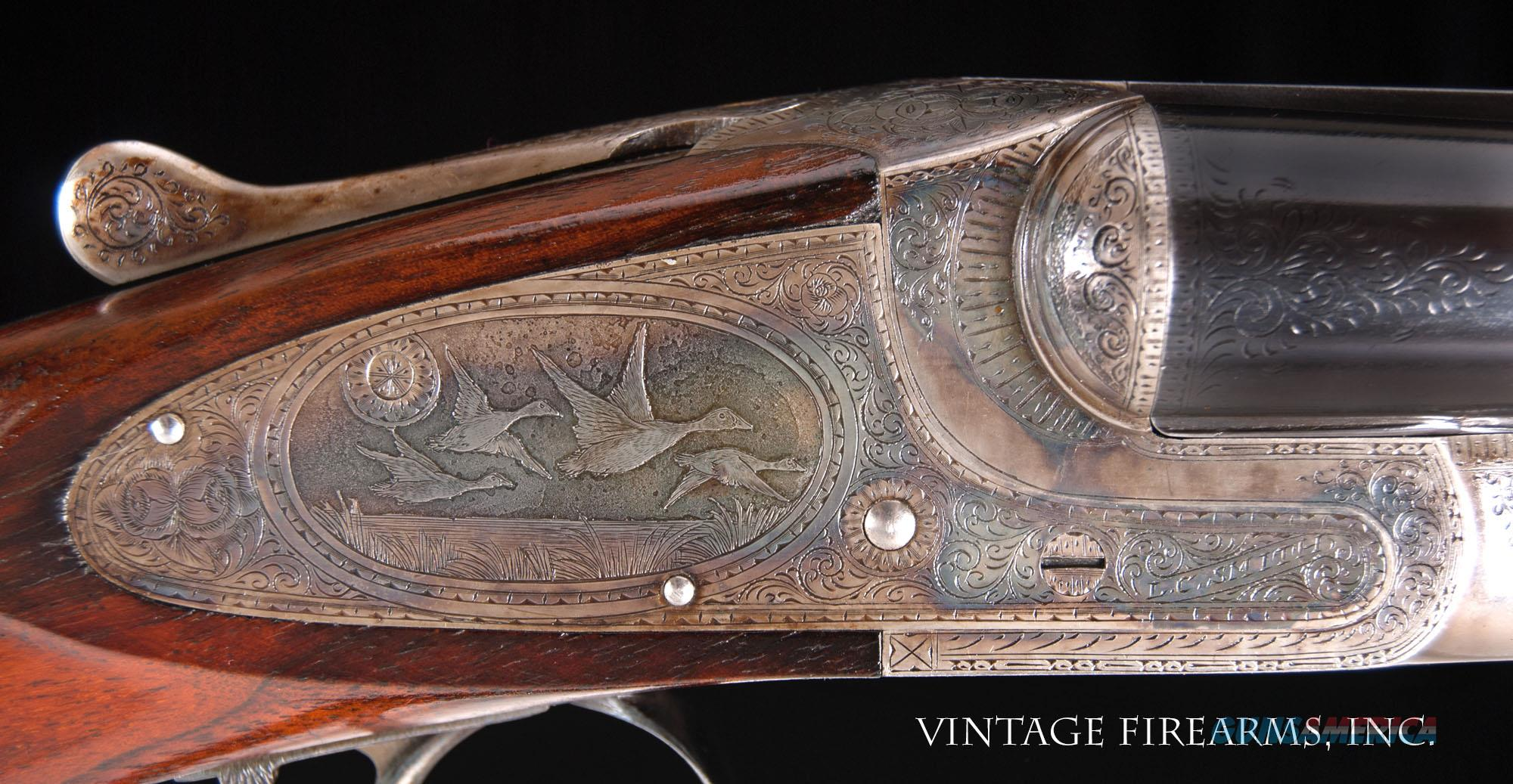 "L.C. Smith Crown Grade 20 Gauge – FACTORY 99% CASE COLOR, 30"" VENT RIB, 1 OF A KIND!  Guns > Shotguns > L.C. Smith Shotguns"