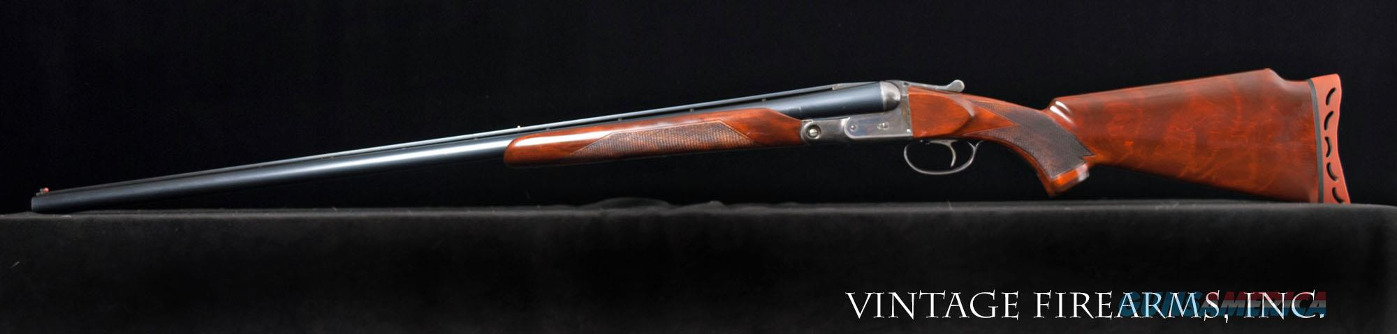 "Parker VHE 12 Gauge - FACTORY VENT RIB, BEAVERTAIL LIVE BIRD, 32""   Guns > Shotguns > Parker Shotguns"