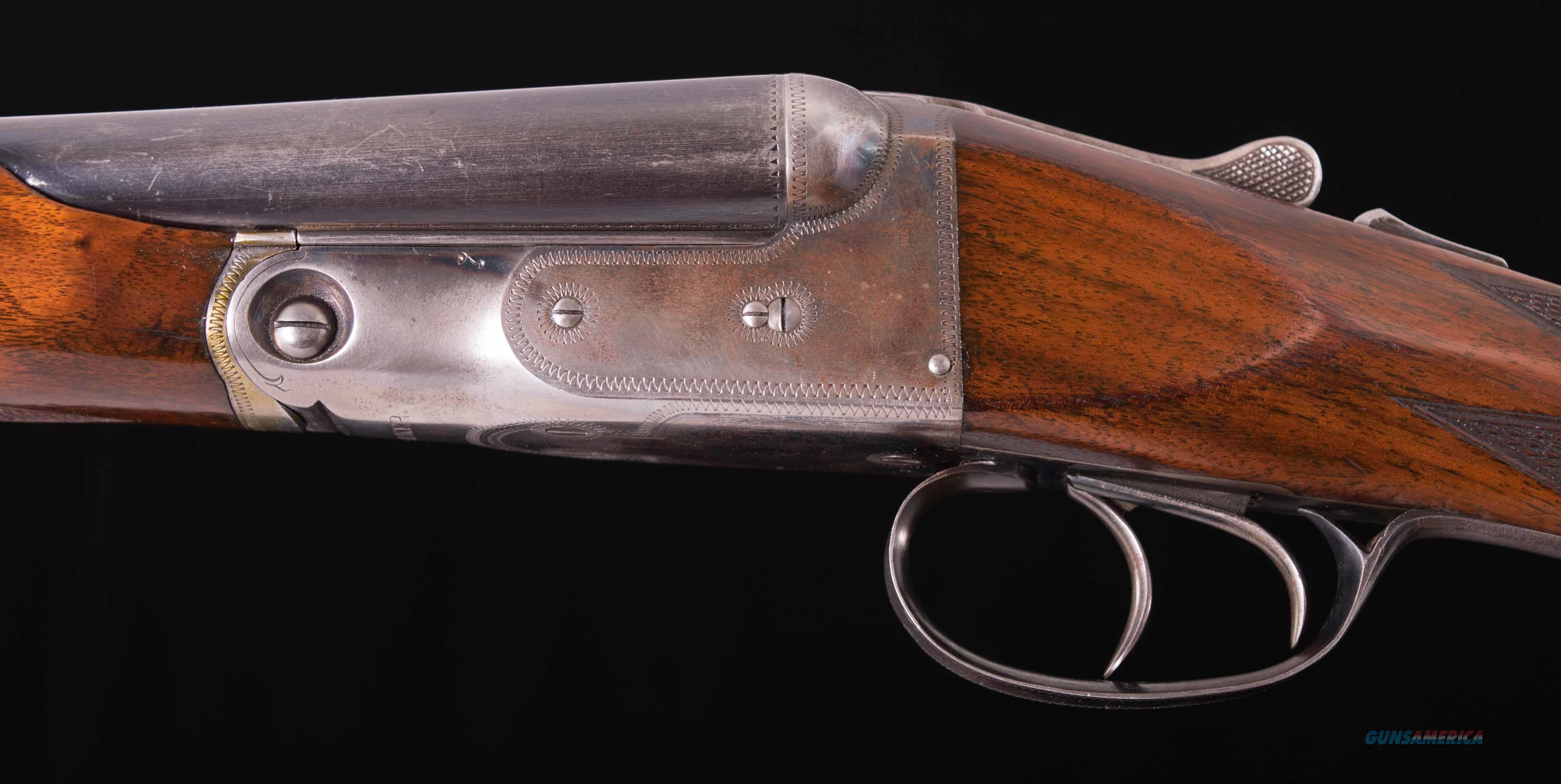 Parker VHE 20 Gauge – BEAVERTAIL, ENGLISH GRIP, vintage firearms inc   Guns > Shotguns > Parker Shotguns