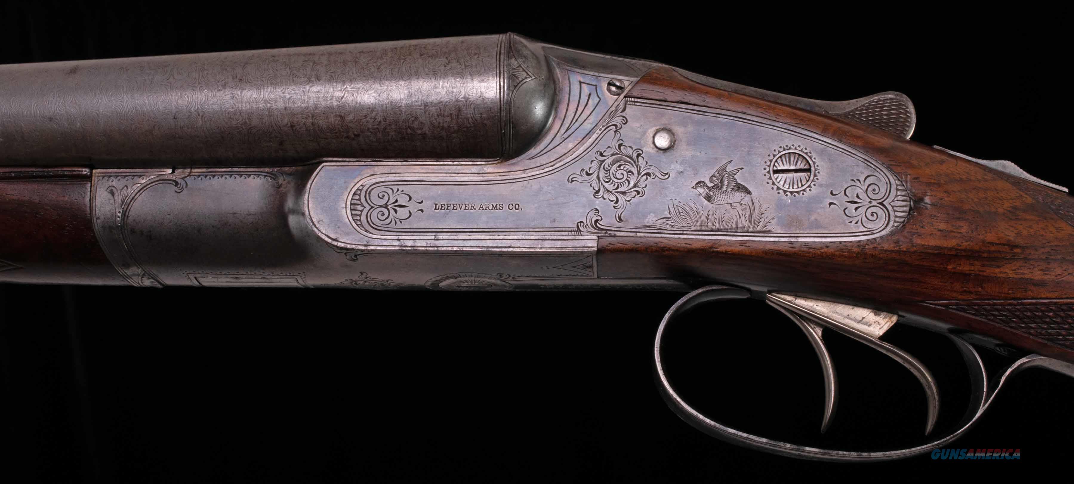 Lefever FE Grade 12 Gauge – EJECTORS, JOSEPH LOY NICE!, vintage firearms inc   Guns > Shotguns > Lefever Shotguns