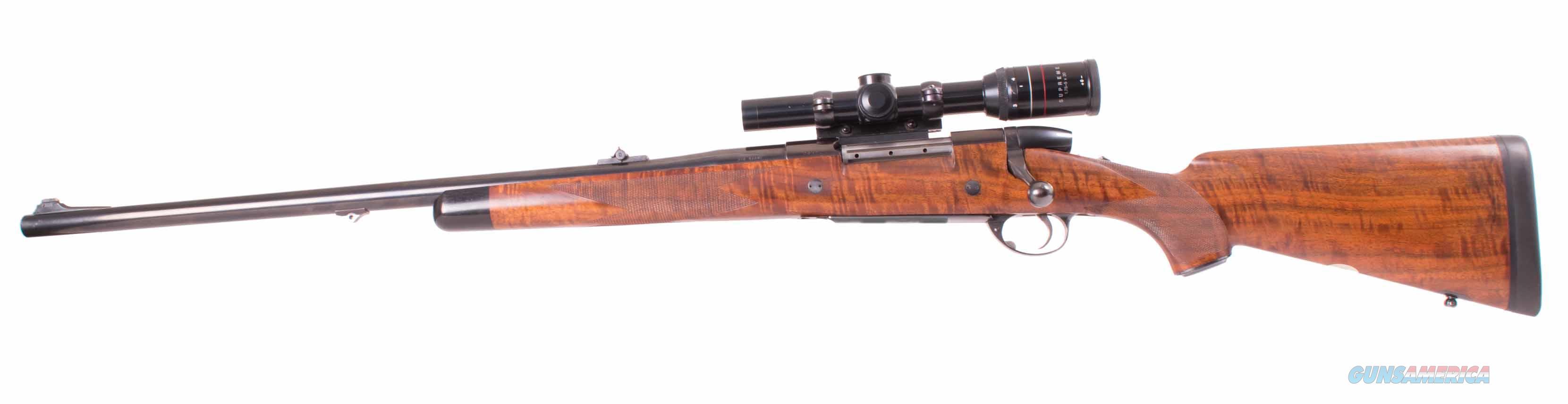 BILL DOWTIN CUSTOM BOLT RIFLE, .416 Rigby LEFT HAND, GORGEOUS, vintage firearms inc   Guns > Rifles > Custom Rifles > Bolt Action