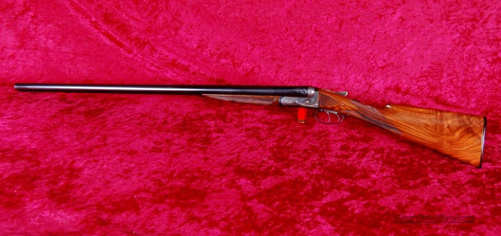 Fox CE 12ga. ENGLISH GRIP, RESTORED, NICE!  Guns > Shotguns > Fox Shotguns