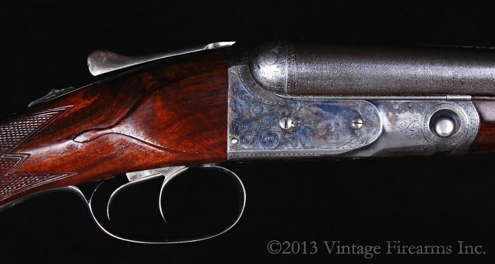"Parker DH 16 Gauge - ""O"" FRAME, 95% FACTORY COLOR, GORGEOUS!  Guns > Shotguns > Parker Shotguns"