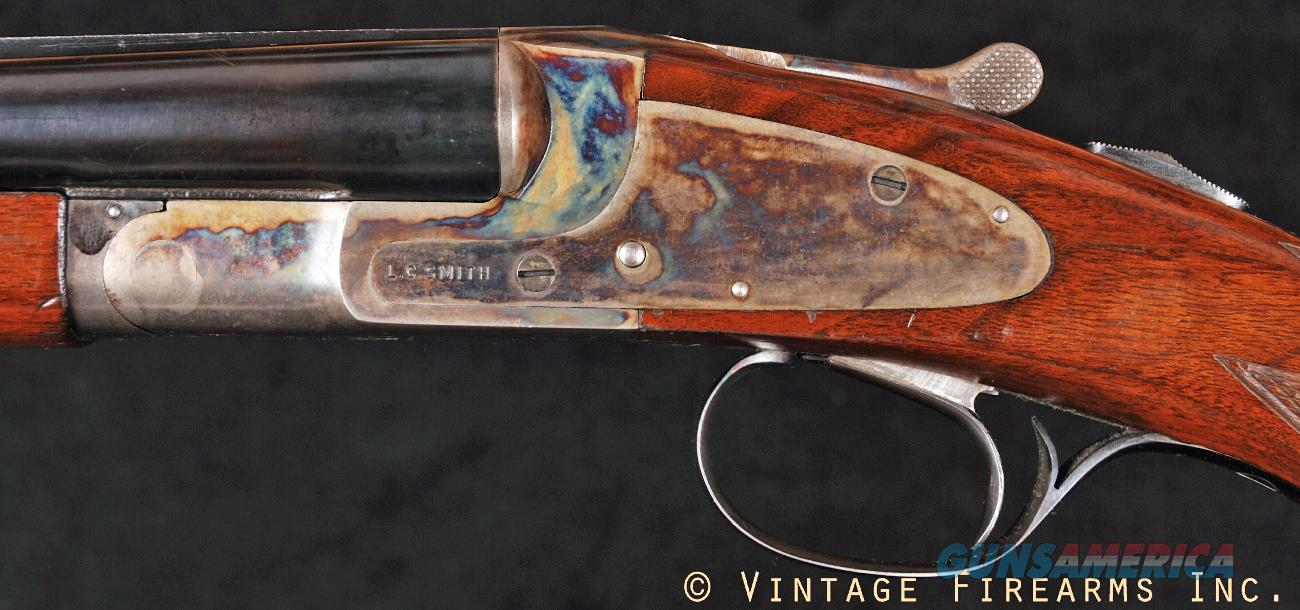 L.C. Smith Field Grade 20ga - 98% FACTORY FINISH, SINGLE TRIGGER, EJECTOR  Guns > Shotguns > L.C. Smith Shotguns