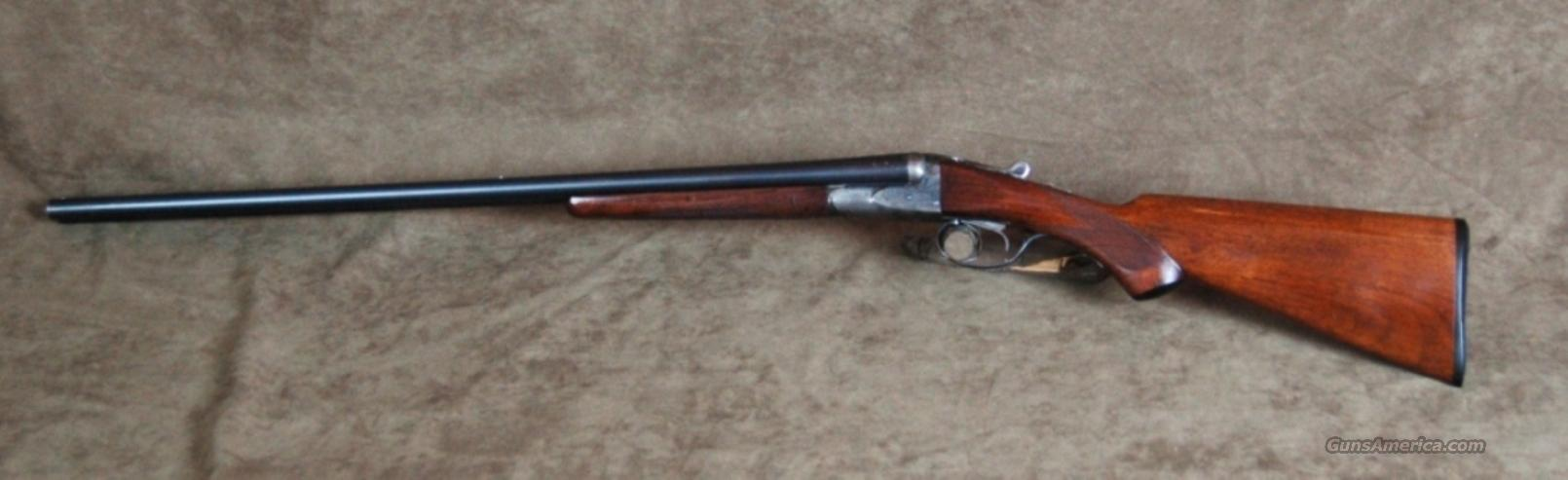 Fox Sterlingworth 20ga., 6LBS., GOOD DIMENSIONS, 50% CASE COLOR, TIGHT!  Guns > Shotguns > Fox Shotguns