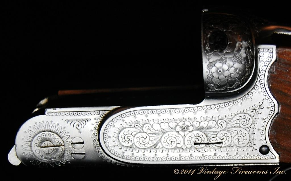 Beretta 28 Gauge Side by Side - RARE ONE-OF-A-KIND HIGH GRADE  Guns > Shotguns > Beretta Shotguns > SxS