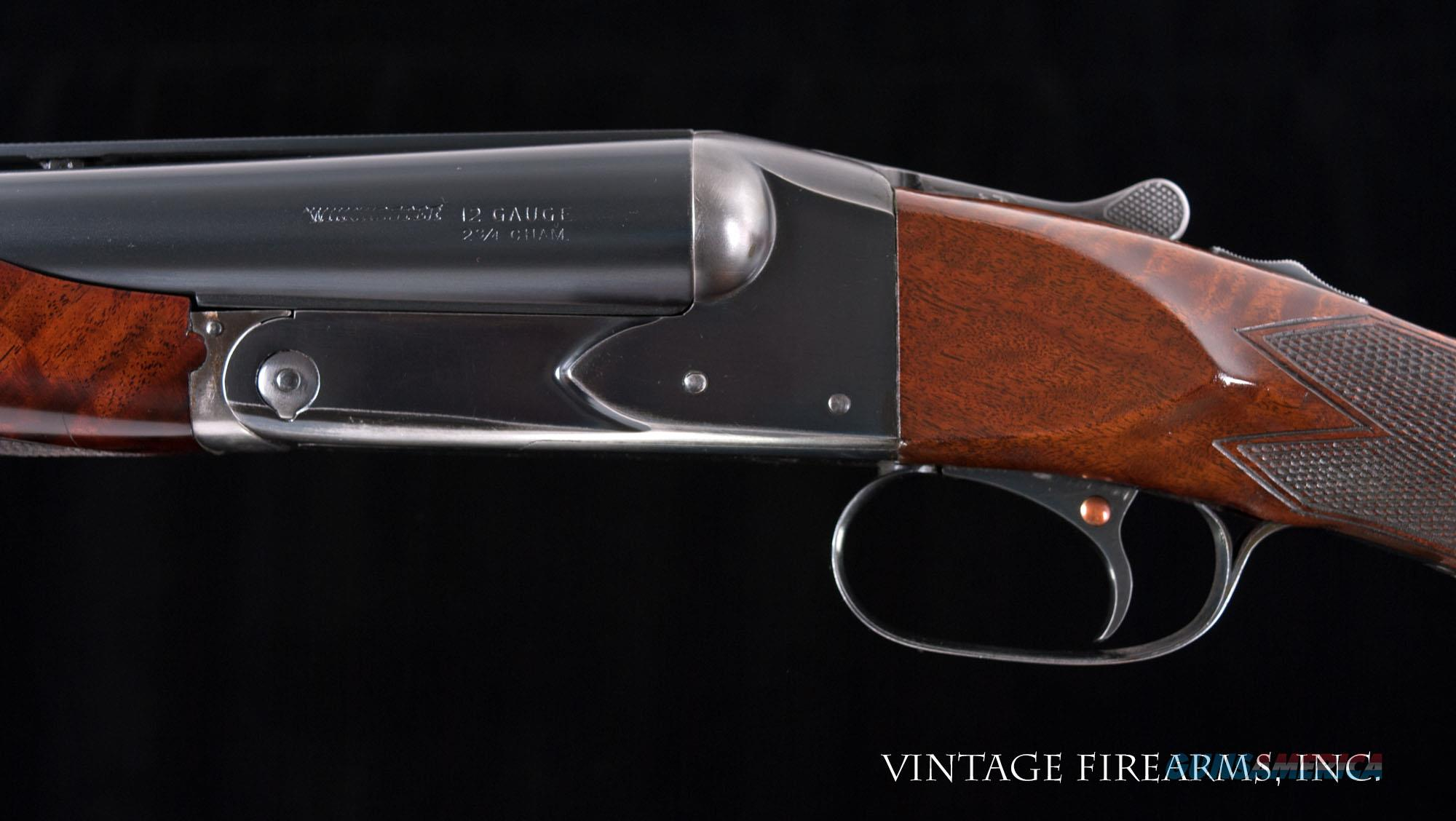 "Winchester Model 21-12 GAUGE, 30"" FACTORY VENT RIB GREAT CLAYS AND BIRD GUN!   Guns > Shotguns > Winchester Shotguns - Modern > SxS"