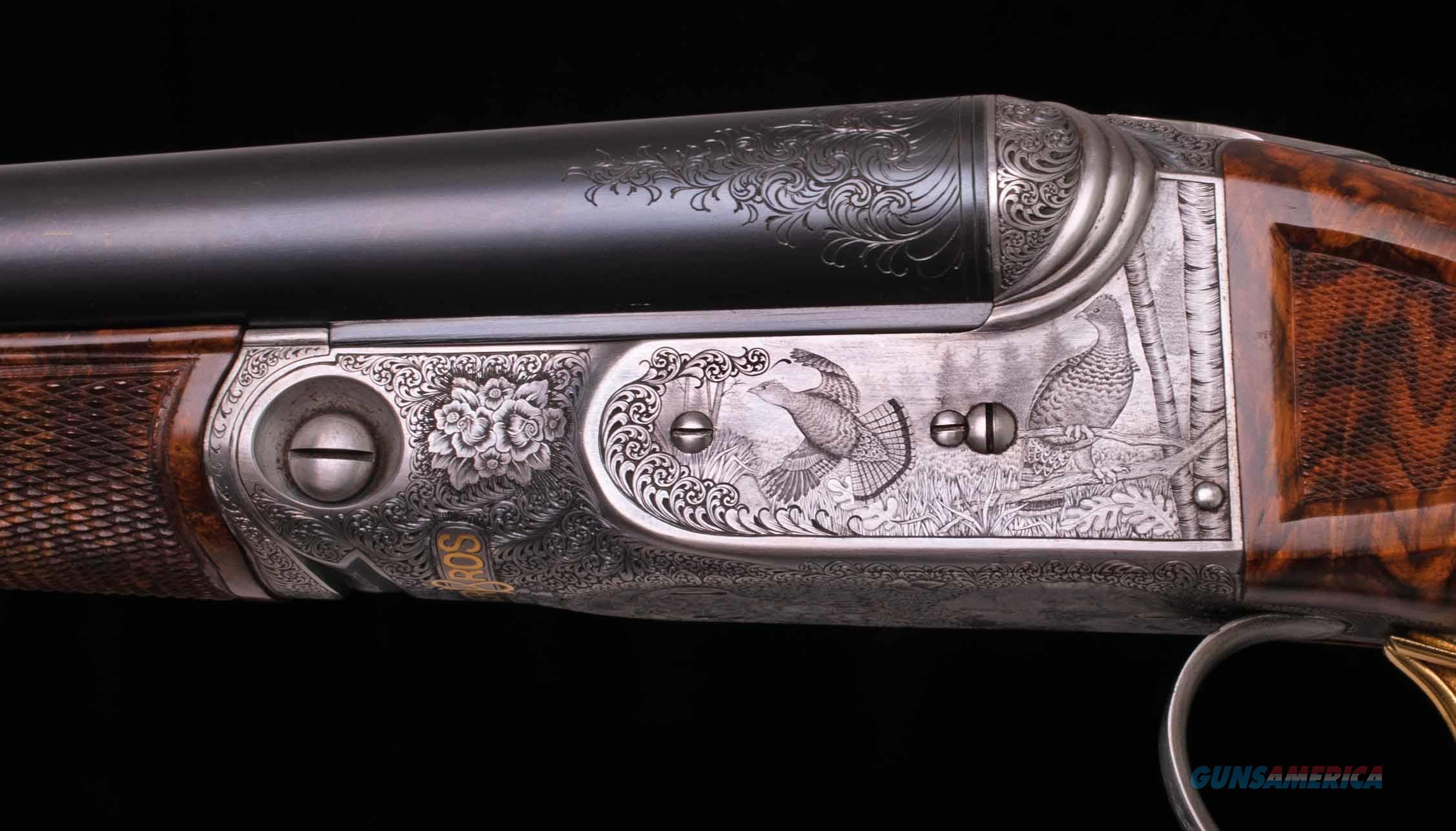Parker A-1 Special 20 Gauge - CUSTOM 3 BARREL SET, vintage firearms inc  Guns > Shotguns > Parker Shotguns
